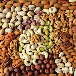 Орехи и семечки